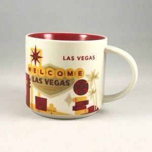 """Las Vegas Starbucks """"You Are Here"""" Series Mug"""